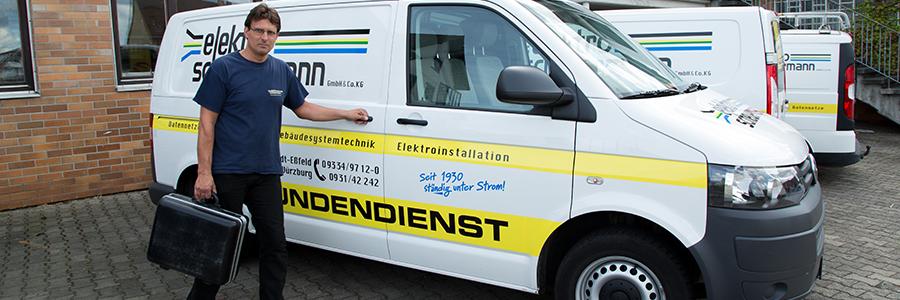 elektriker w rzburg elektro scheuermannj. Black Bedroom Furniture Sets. Home Design Ideas