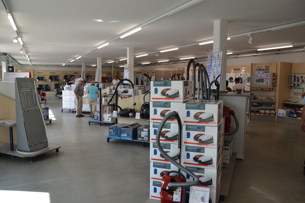 Elektrofachmarkt Würzburg